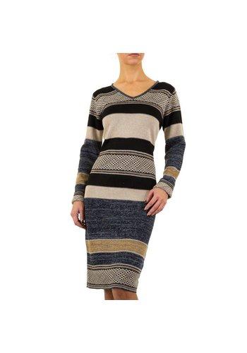 MC LORENE Damen Kleid von Mc Lorene Gr. one size - beige