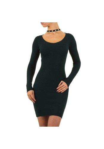 MC LORENE Ladies Dress par Mc Lorene Gr. taille unique - DK.green