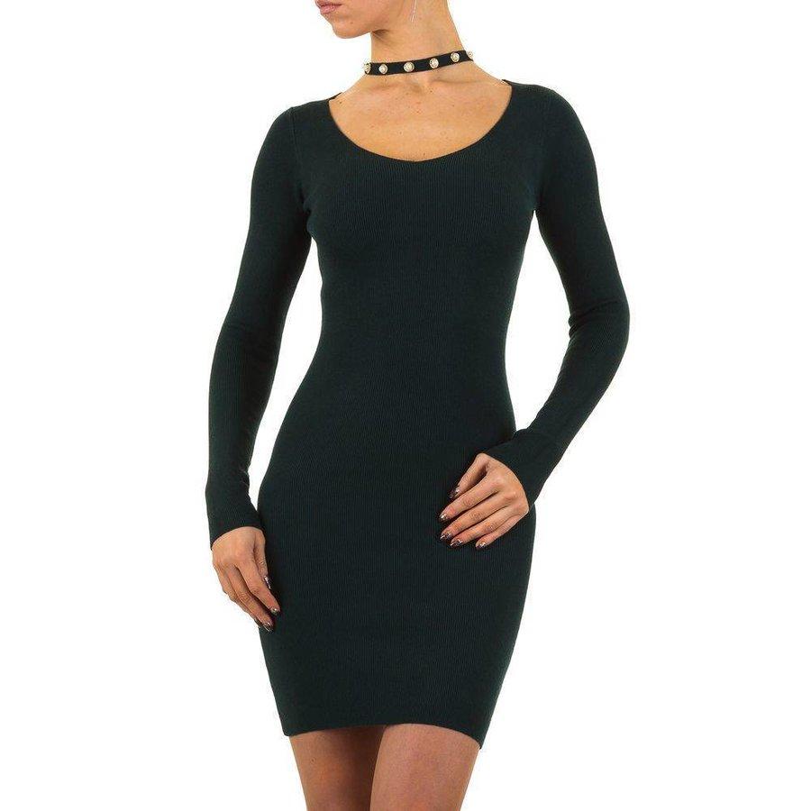 Damen Kleid von Mc Lorene Gr. Einheitsgröße - DK.grün