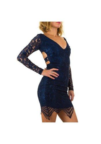 Neckermann Damen Kleid von Prettylittlething - DK.blue