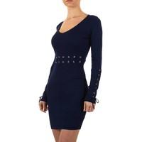 Damen Kleid von Emma&Ashley Gr. one size - DK.blue