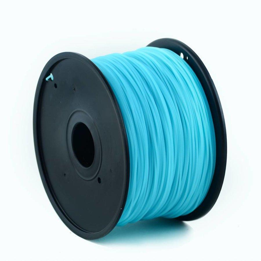 ABS Lichtgevend Blauw, 1.75 mm, 1 kg