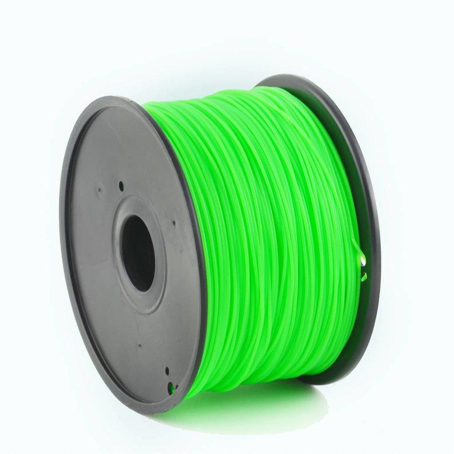 ABS Filament Lichtgevend Groen, 1.75 mm, 1 kg