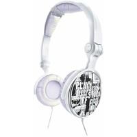 G-Play - Silver - Stereo folding headphone