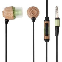 Eco-Friendly Organic EarPhone - Green