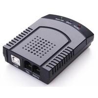 Adapter voor het omzetten van een gewone telefoon naar een IP-telefoon