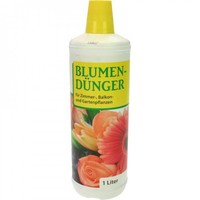 Meststof - Kunstmest - bloemen en planten - 1 liter