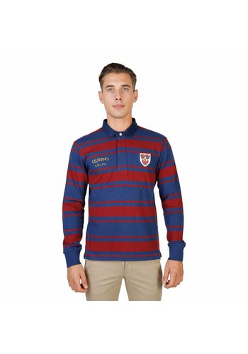 Oxford University Heren Oxford University QUEENS-RUGBY Sweater