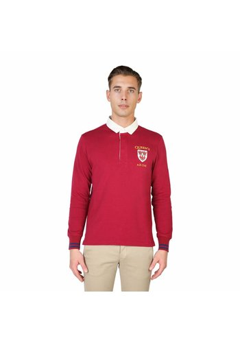 Oxford University Heren Oxford University QUEENS-POLO Sweater