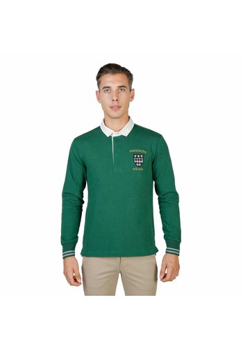 Oxford University Heren Oxford University MAGDALEN-POLO-Sweater