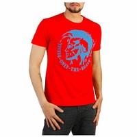 Herren T-DIEGO T-Shirt - rot
