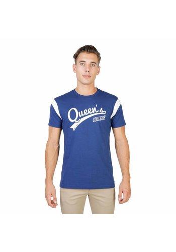 Oxford University Heren T Shirt Oxford University QUEENS-VARSITY-MM