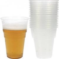 Bierbekers - 0,4 ml - 10 stuks