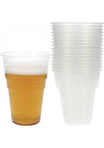Neckermann Tasses à bière - 0,4 ml - 10 pièces