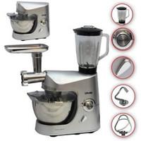 Keukenmachine 3 in 1 - 5 liter - 1800W
