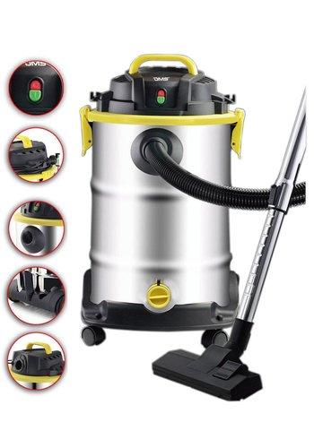 DMS Nat en droogzuiger - 30 liter - 1800W