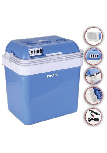 DMS Thermo-elektrische koelbox - 25 liter - 12V en 24V