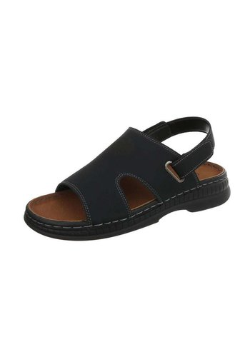 Neckermann Herren Sandalen - black