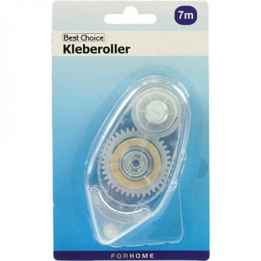 Lijmroller - 9,5x 4,5cm - 7m