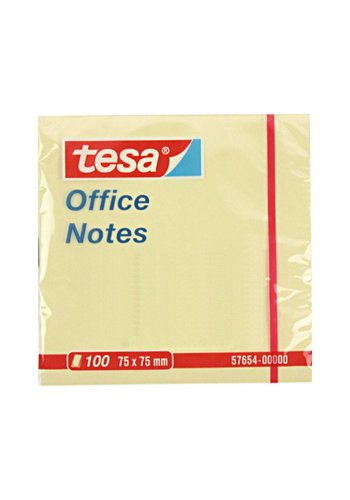 Tesa Plaknotities - office - 75x75mm - 100 stuks