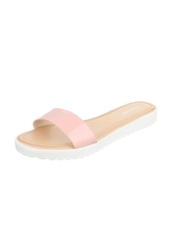 Neckermann Damen Slipper - pink