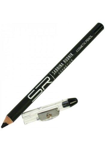 Sabrina Rudnik Eyeliner potlood - zwart - 14 cm