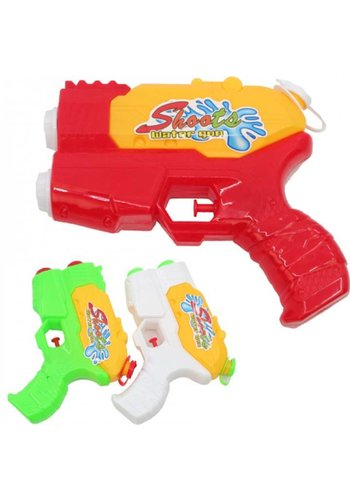Neckermann Waterpistool - 18,5 cm - assorti