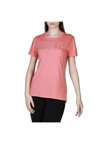 Think Pink Tee-shirt femme T18SA5203588 - rose