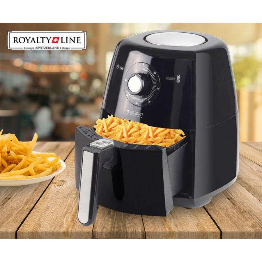 Air Fryer - 2,5 liter zwart