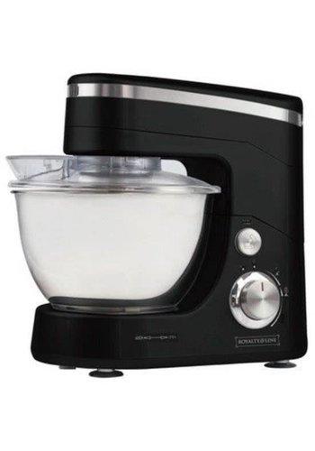 Royalty Line  Küchenmaschine - 1400 Watt - schwarz