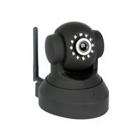 Drahtlose IP-Kamera - schwarz