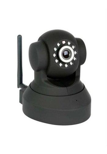 ViewCam Drahtlose IP-Kamera - schwarz
