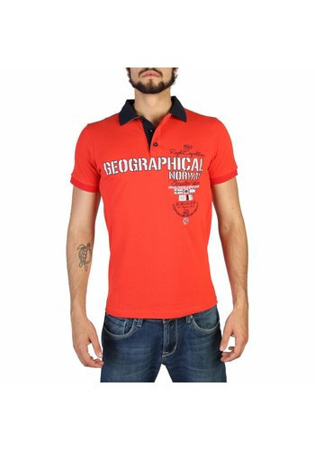 Geographical Norway Heren Polo Shirt Geographical Norway Kilitary