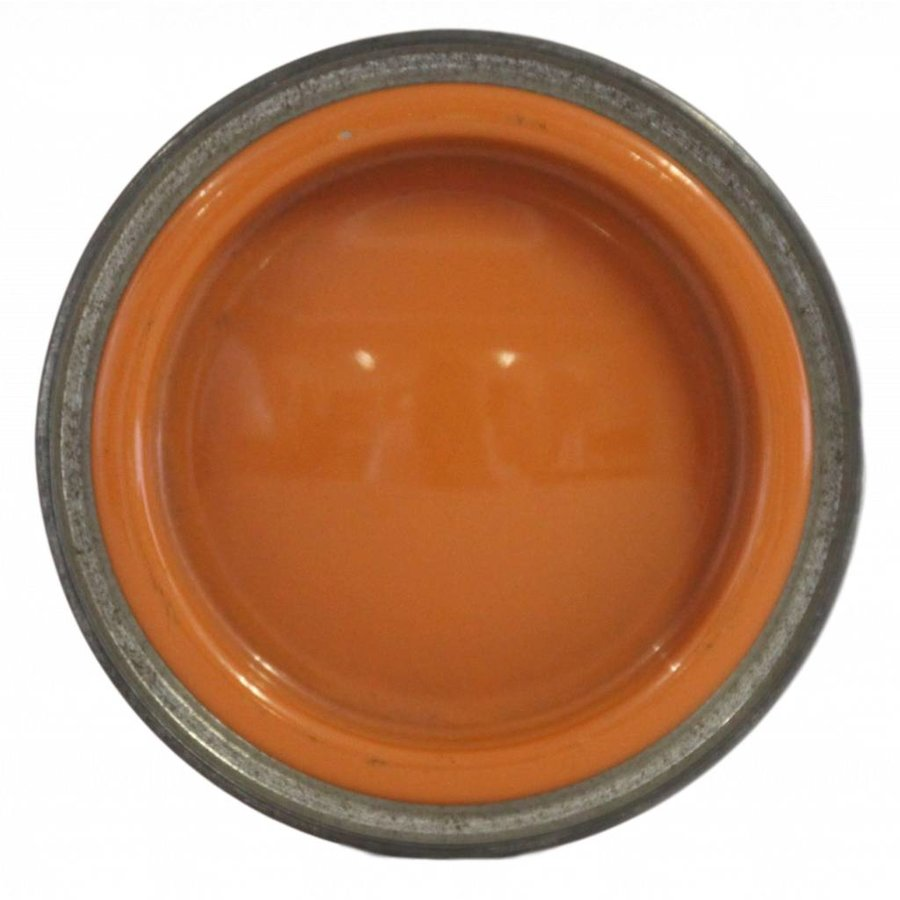 Hoogglans lak - oud terracotta - 250 ml