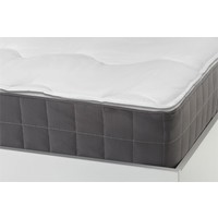 Luxury Hotel Mattress Topper White