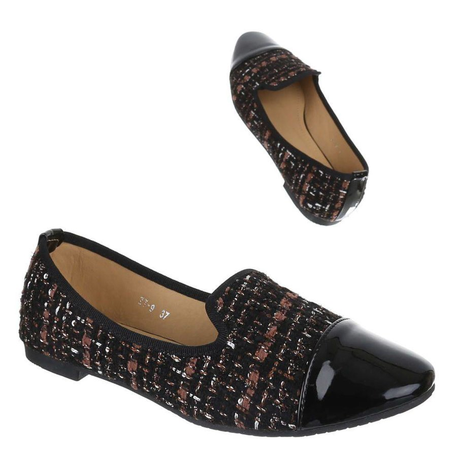 Damen Ballerinas - brown