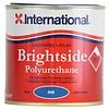 International Hoogglans aflak - blauw - 750 ml