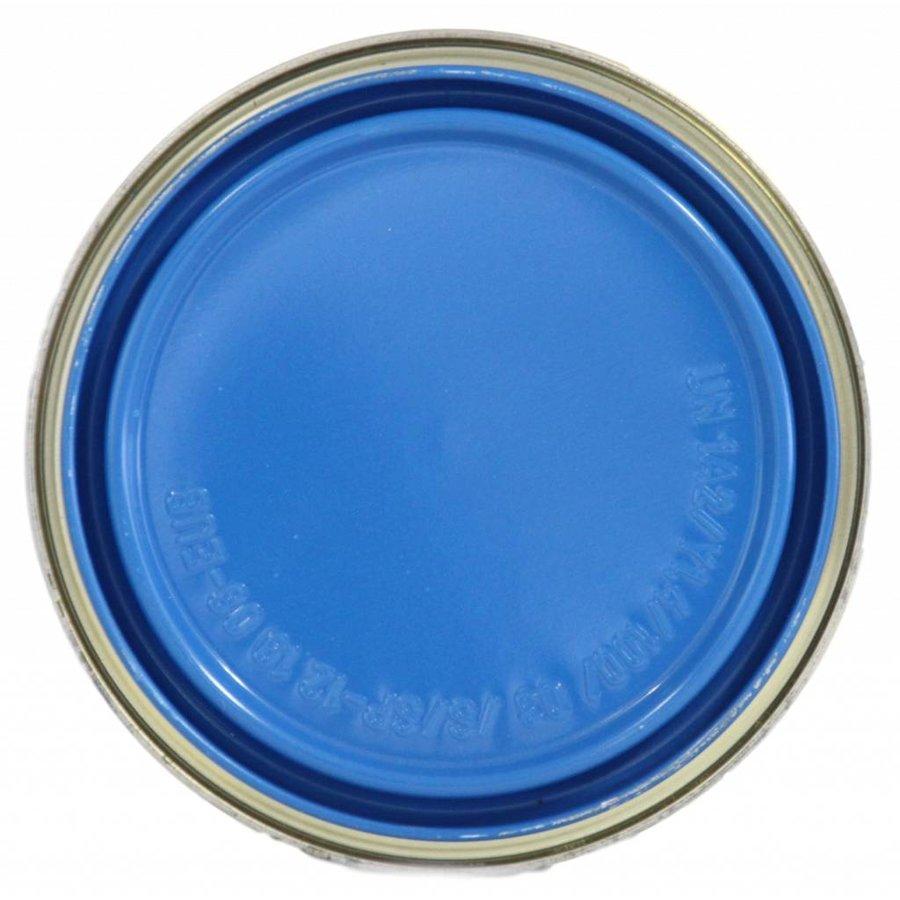 Hoogglans aflak - blauw - 750 ml