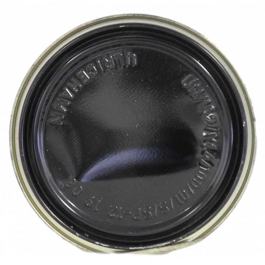 Hoogglans aflak - zwart - 750 ml