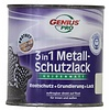 Genius Pro Grondverf - zijdeglans - anti roest - 3in1 - wit - 375 ml