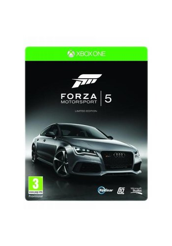 XBOX ONE Forza Motorsport 5 - Limited Edition Xbox One