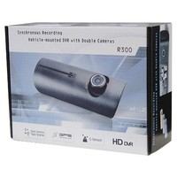 Dashcam - Dubbele autocamera met DVR
