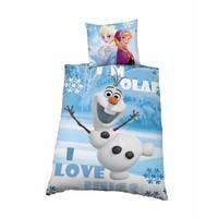 Dekbedovertrek licentie Frozen Olaf