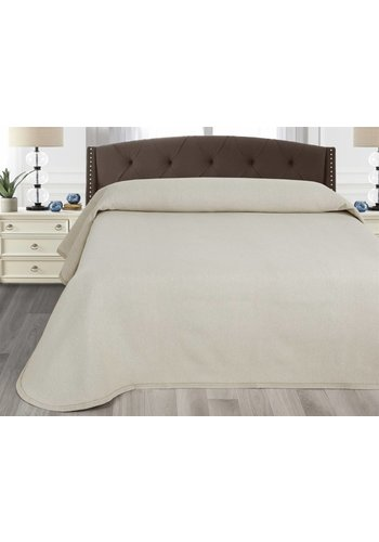 Nightsrest Bedsprei Julia - Off white - 270x260 cm