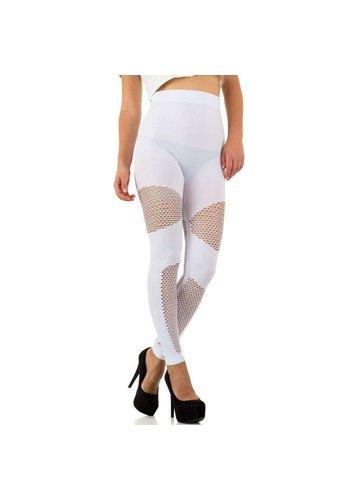 HOLALA Damen Leggings von Holala Gr. one size - white