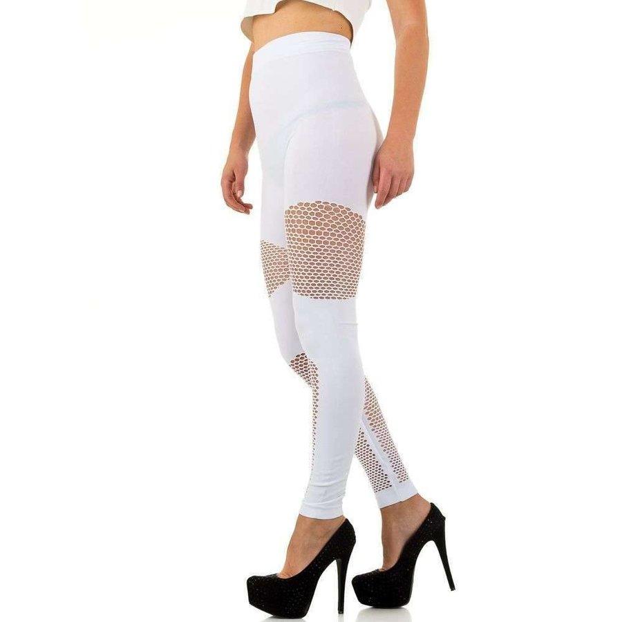 Damen Leggings von Holala Gr. one size - white