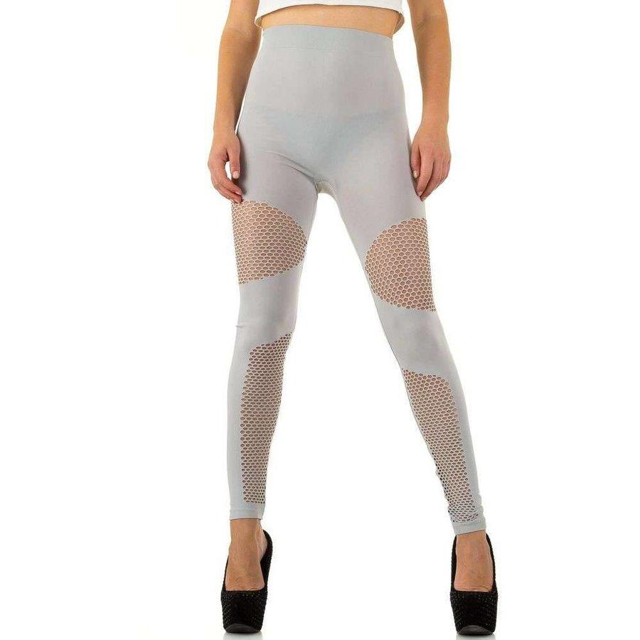 Damen Leggings von Holala Gr. one size - grey