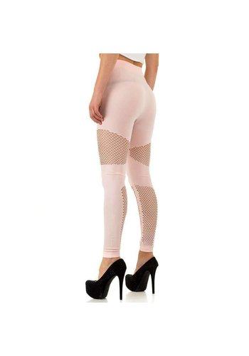 HOLALA Leggings pour femmes par Holala Gr. taille unique - abricot