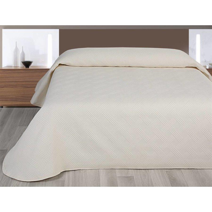 Bedsprei Gwen - Off white - 270x260 cm