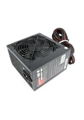 Gembird PC voeding 400Watt ATX/BTX, actieve PFC & 12cm Fan